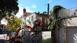 Drilling in Woollahra